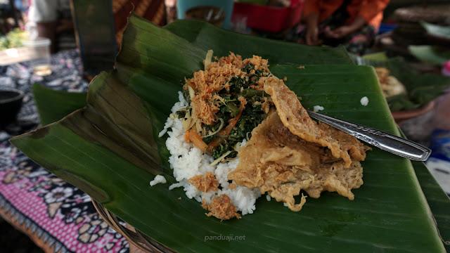 Salah satu makanan khas Semarang