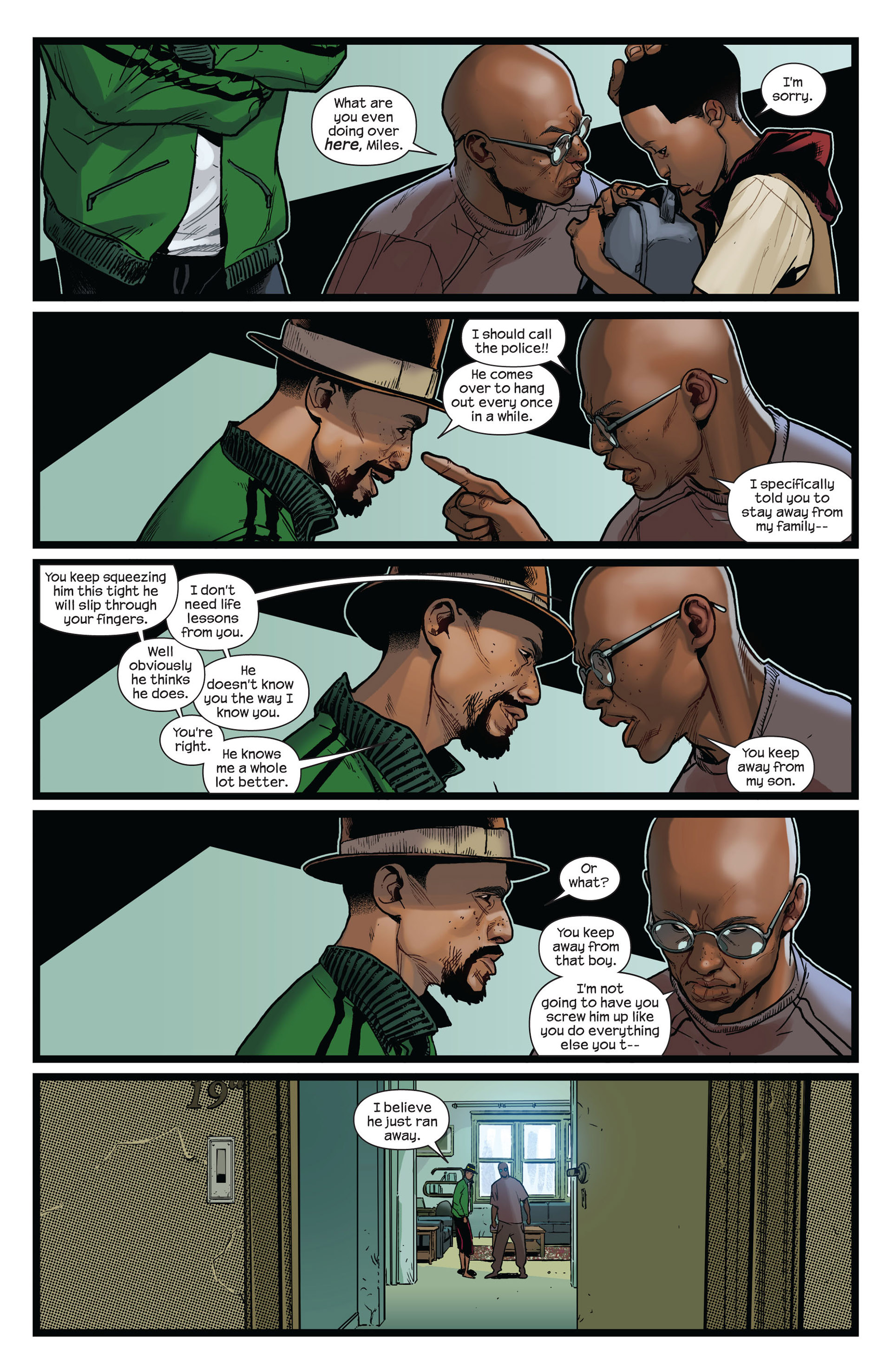 Read online Ultimate Comics Spider-Man (2011) comic -  Issue #1 - 16