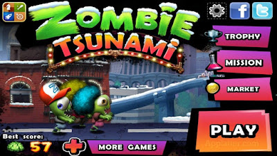 Hack  Zombie Tsunami