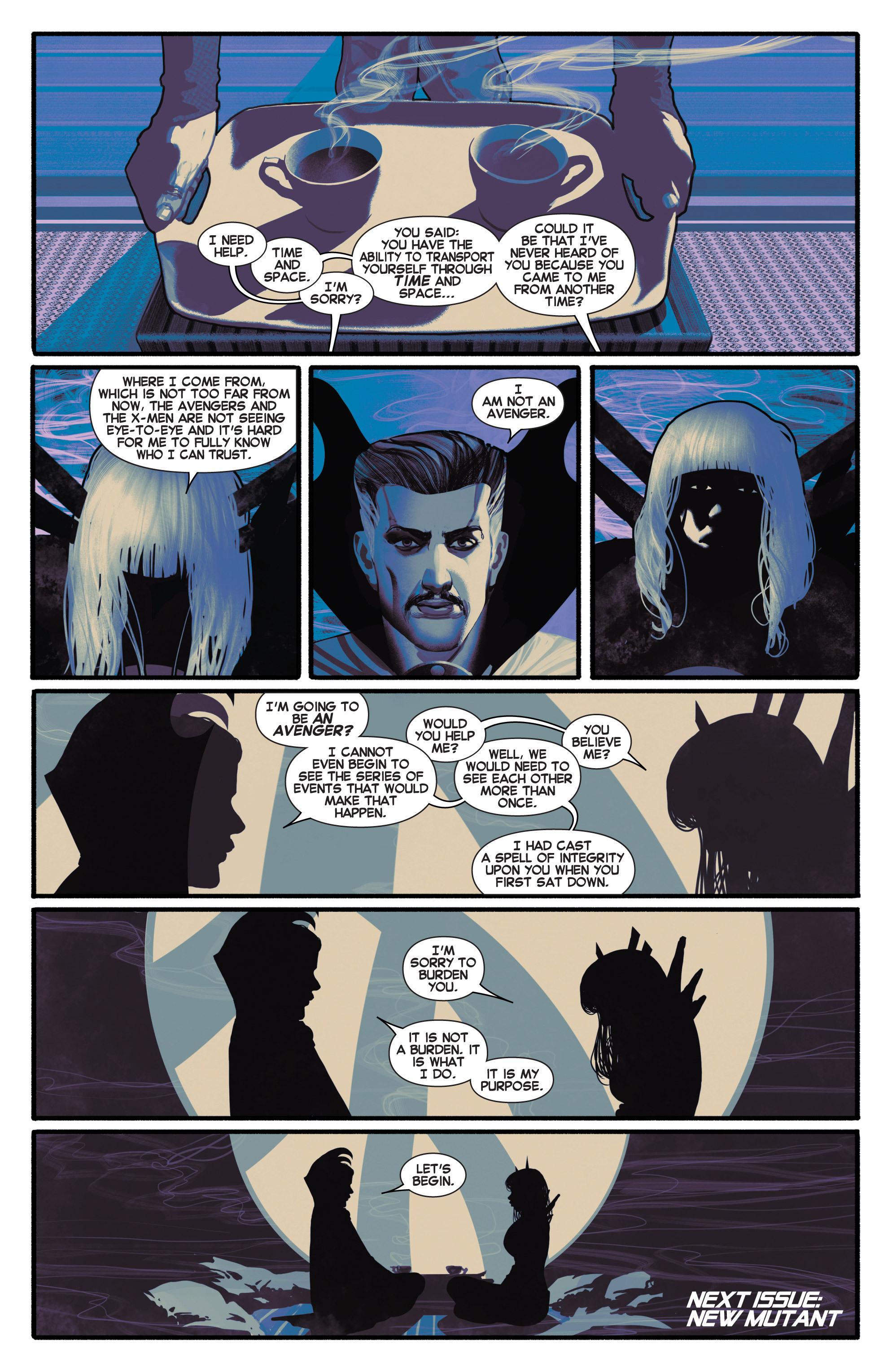 Read online Uncanny X-Men (2013) comic -  Issue #7 - 18