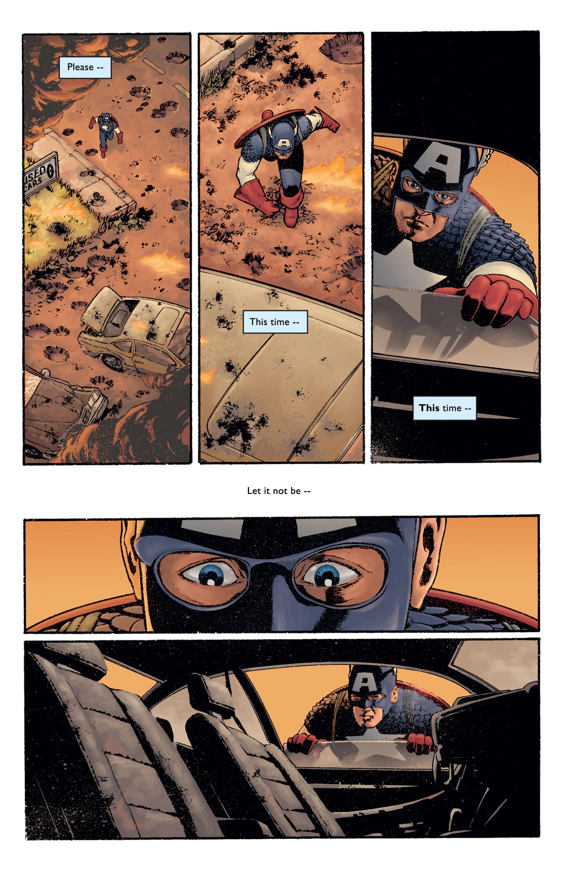 Captain America (2002) Issue #1 #2 - English 34