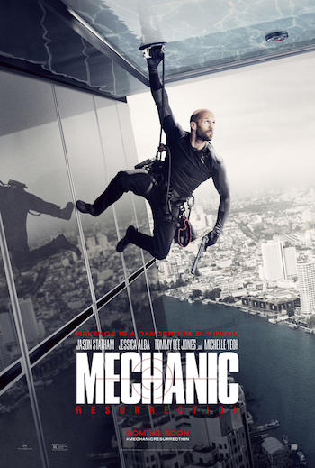 Mechanic Resurrection 2016 English Bluray Movie Download