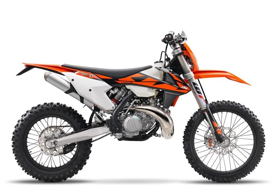 Ini dia KTM 250 dan 300 EXC TPI, motor Enduro 2 Tak yang sudah Injeksi !