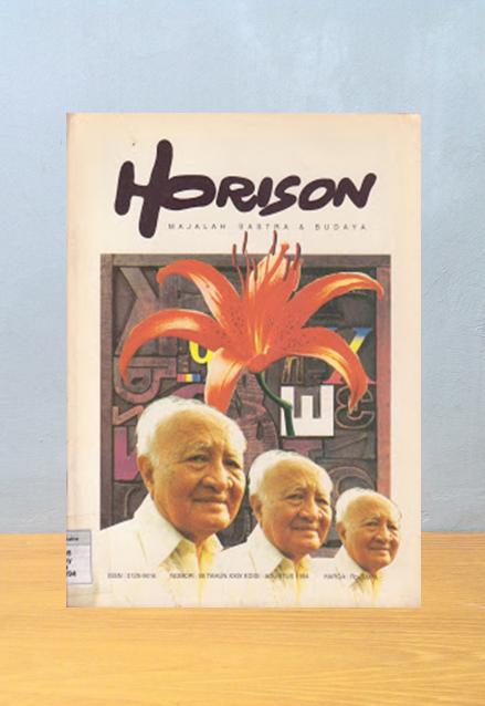 Majalah Horison No. 8, 1994