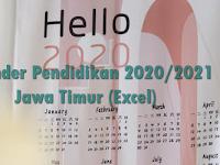 KALDIK EXCEL 2020/2021 JAWA TIMUR
