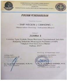 Kinerja Dinas Pendidikan Kabupaten Bogor 238