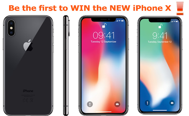 how to win a free iphone