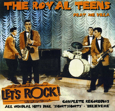 The Royal Teens - Let's Rock (Complete Recording)