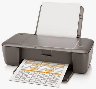 white and color documents with the power unit Deskjet one thousand Printer HP Deskjet 1000 Printer Drivers Download