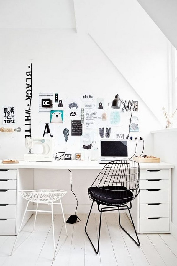 Tips How And What Is Important To Design Home Offices 14