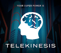 Telekinesis super power~