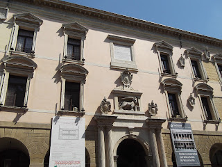 The main building of the University of Padua can be found in Via VIII Febbraio