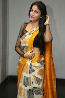 Lavanya Tripathi Glamorous Saree Photos HeyAndhra.com