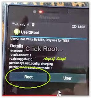 Root Lenovo P70