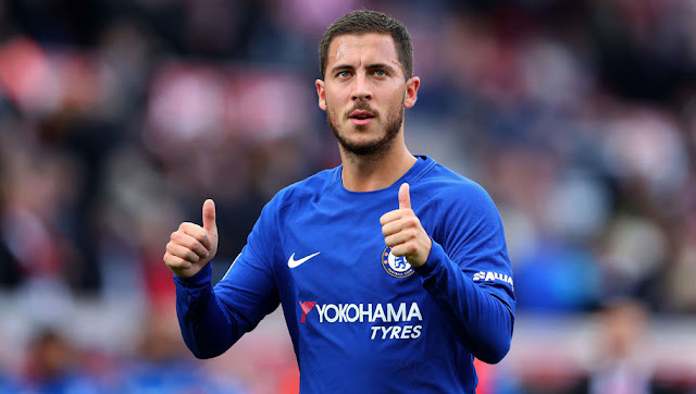 Eden Hazard could be the man for belgium at World Cup 2018