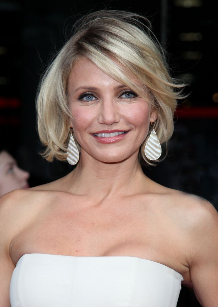 32 Stylish Cameron Diaz Hairstyles Hairstylo