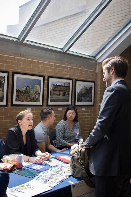 Johns Hopkins SAIS Academic Fair