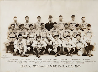 chicago cubs 1906