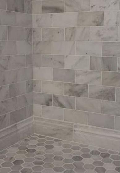 Motif Keramik dinding kamar mandi minimalis modern paling baru