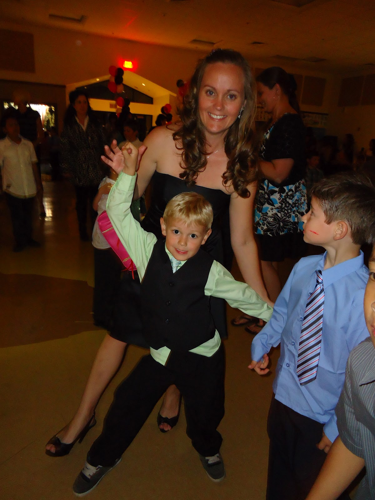 Our Family: Mother Son Dance