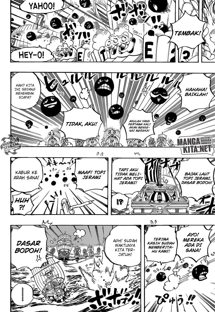 One Piece Chapter 888-5