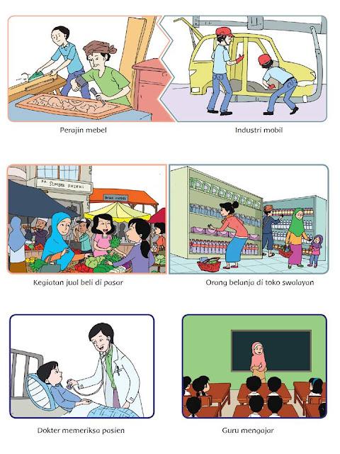 Kunci Jawaban Halaman 31 32 33 Kelas 5 Tema 8 Buku Tematik Siswa Kumpulan Soal Ujian
