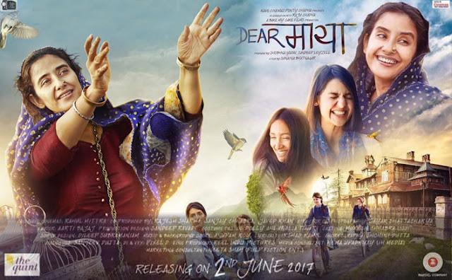 Dear Maya (2017) Hindi Movie Full HDRip 720p Download