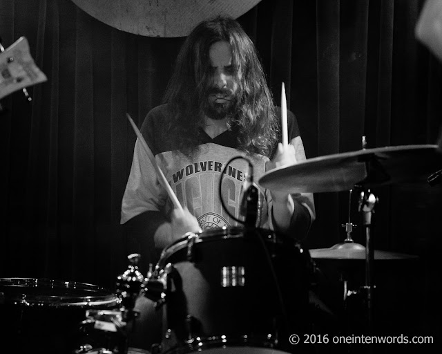 Comet Control at The Silver Dollar Room January 15, 2016  Photo by John at One In Ten Words oneintenwords.com toronto indie alternative music blog concert photography pictures