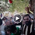 ΒΙΝΤΕΟ που σοκάρει! Ιερέας στη Θεσσαλία  τραβάει (με λαστιχάκι) αίμα μέσα από ...δέντρο
