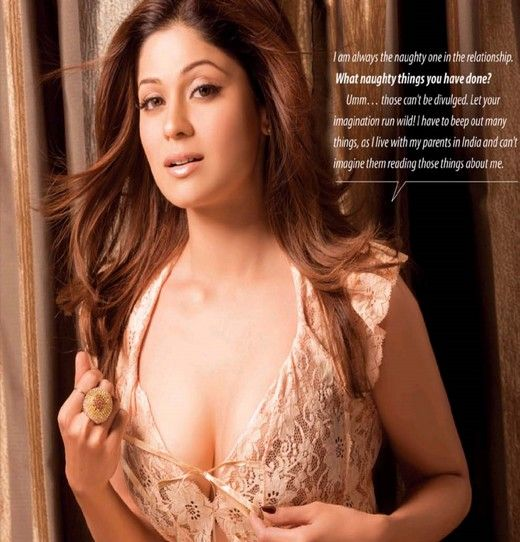 Celebrity Wall: Shilpa Shetty & Shamita Shetty HD Wallpapers