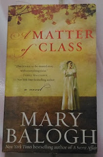 A Matter of Class by Mary Balogh Bekas