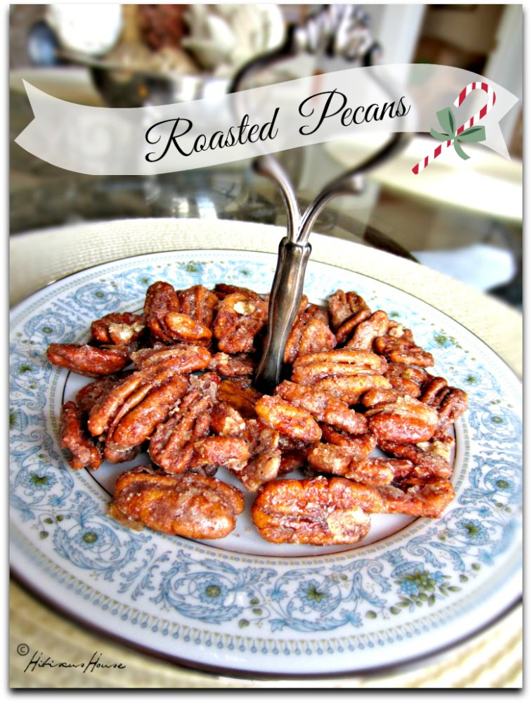 Traditional Christmas Pecans