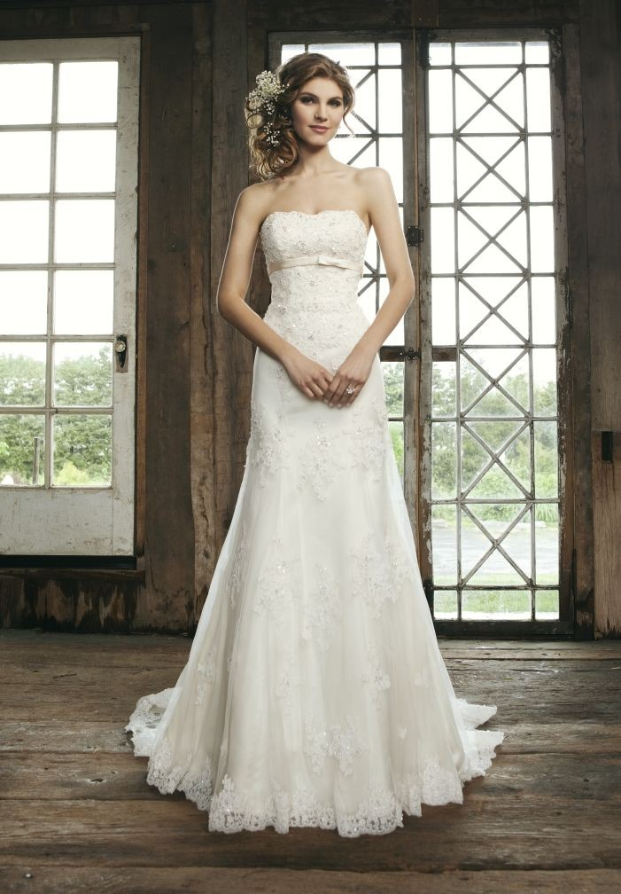 Lace Wedding Dress For A Outdoor