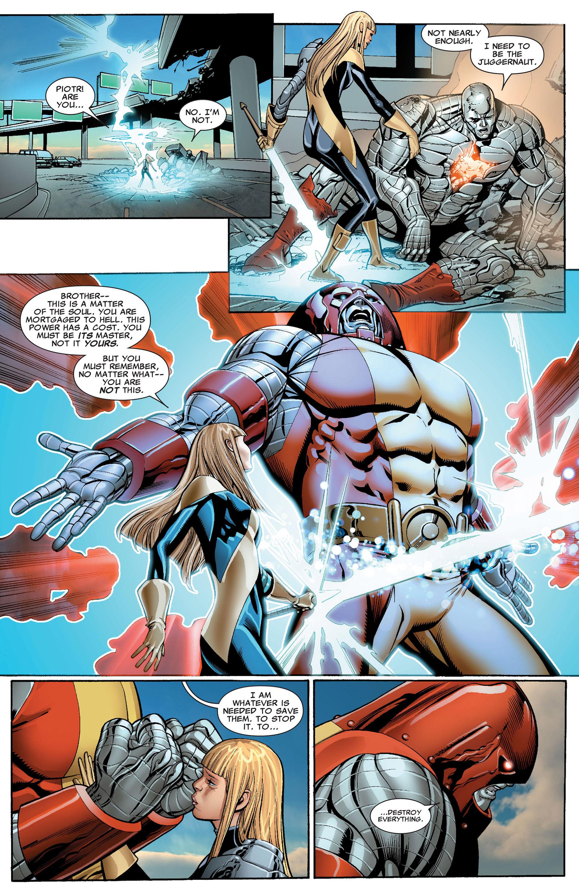 Read online Uncanny X-Men (2012) comic -  Issue #1 - 23
