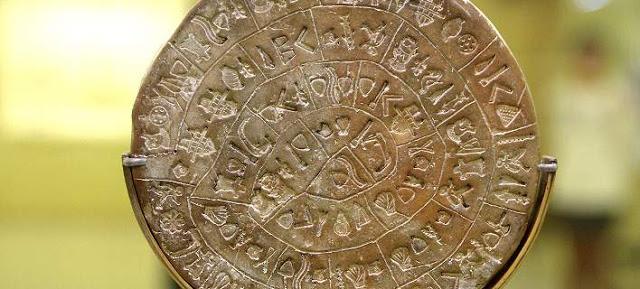 Τι είναι ο Δίσκος της Φαιστού, σύμφωνα με τους Ολύμπιους