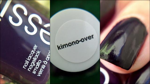 Essie kimono-over