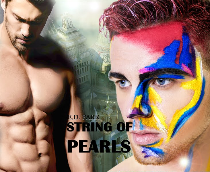 String of Pearls #Gay #scifi