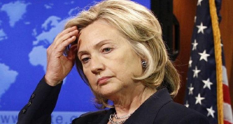 وفاة هيلاري كلينتون