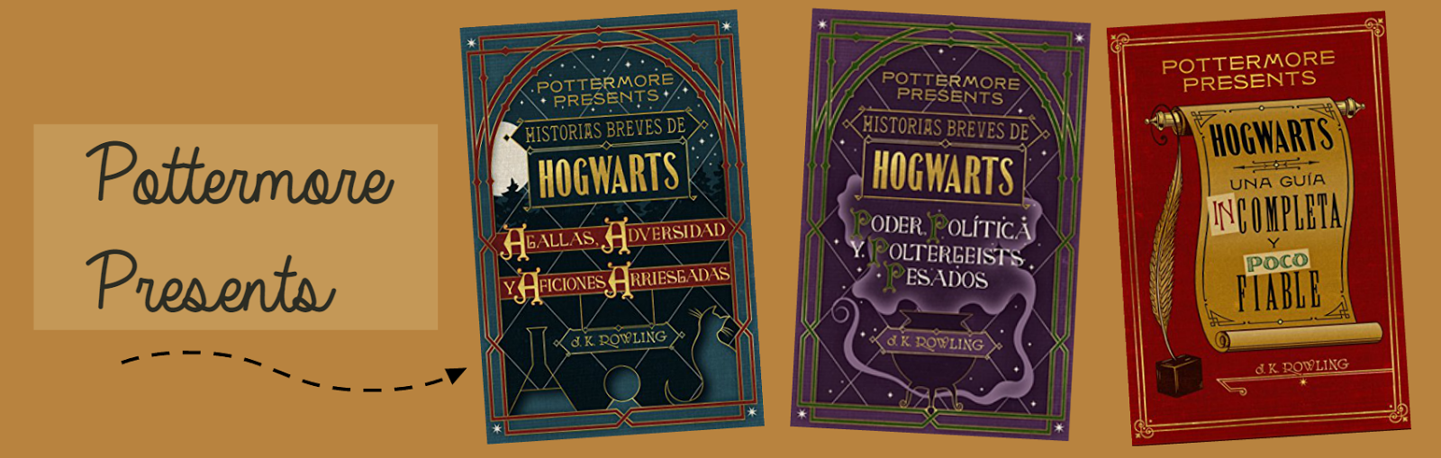 El pasado año fue un año muy potterico. Los fans de la saga no solo pudimos  disfrutar del guión de la obra de teatro (Harry Potter y el legado  maldito), ...