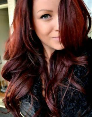 warna rambut kulit sawo matang