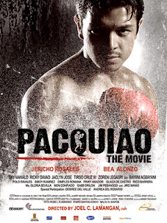 Pacquiao: The Movie is a 2006 action-drama film based on a true story of Filipino boxer Emmanuel Manny Pacquiao.