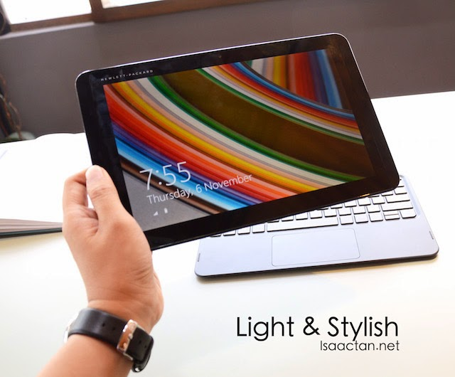 FEELTHERUSH With A New 2 in 1 Laptop Powered by INTEL