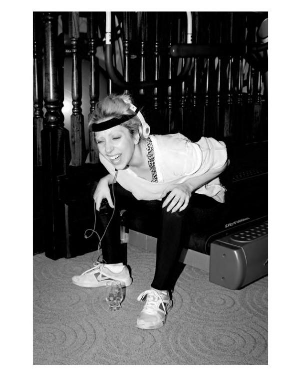 Aleksandra's High Heels Glory: Terry Richardson Lady Gaga BOOK