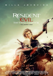 Film Resident Evil: The Final Chapter (2017) Bioskop