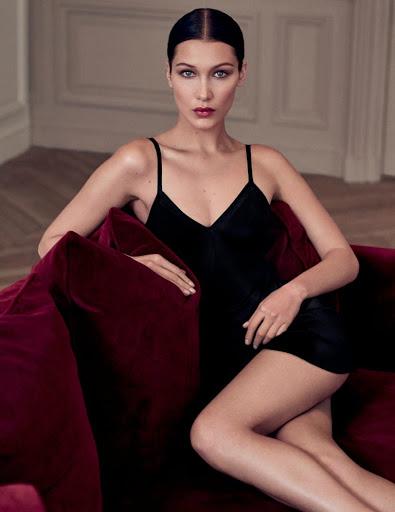 Bella Hadid hot model photo shoot for GQ UK magazine