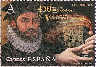 450 AÑOS DE LA BIBLIA DEL OSO Y V CENTENARIO DE LA REFORMA PROTESTANTE