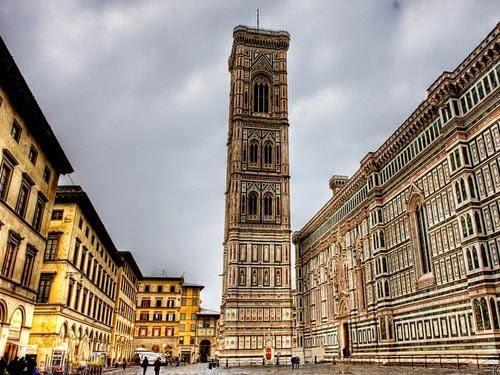 nhà thờ Duomo độc đáo tại La Mã