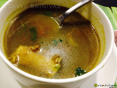 Mutton Soup Nellai Xpress
