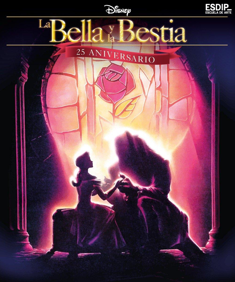 La Bella y la Bestia de Disney - Blog: Crónica del homenaje al ...