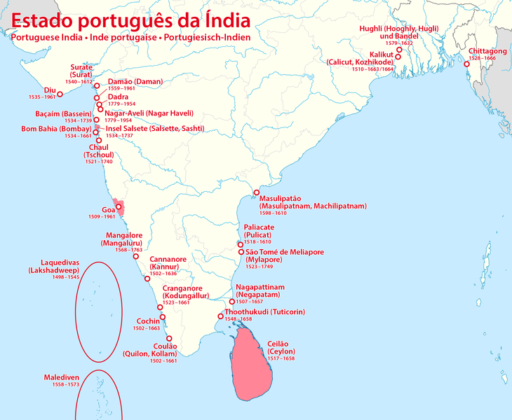 Colonial Era Of India Maps And International Relations